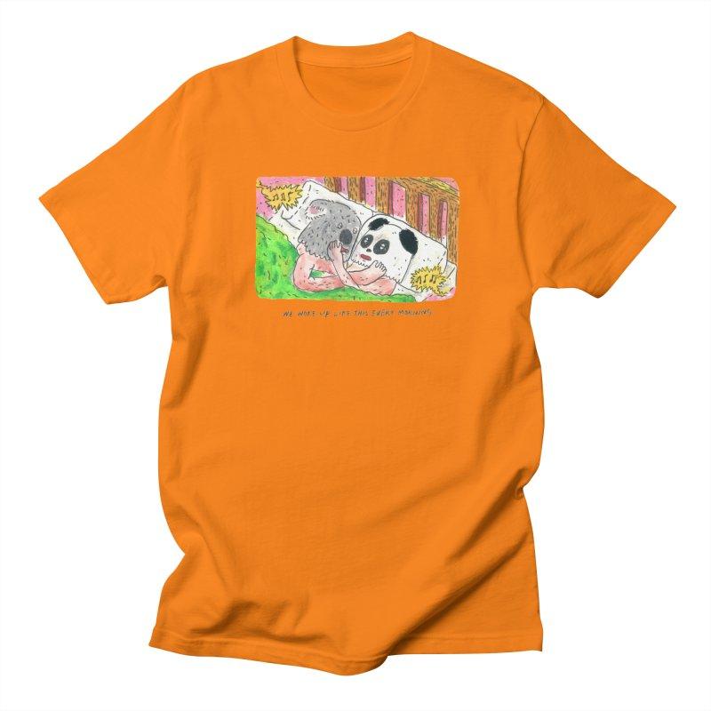 Cuddles Men's T-Shirt by mengolee's Artist Shop