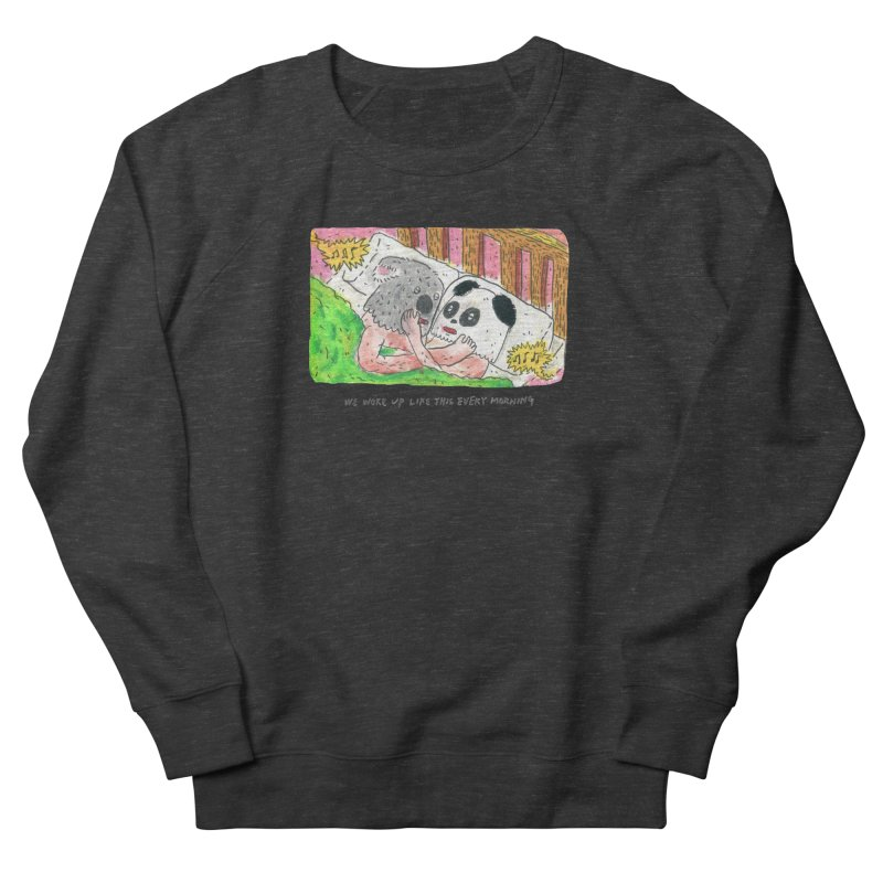 Cuddles Women's Sweatshirt by mengolee's Artist Shop