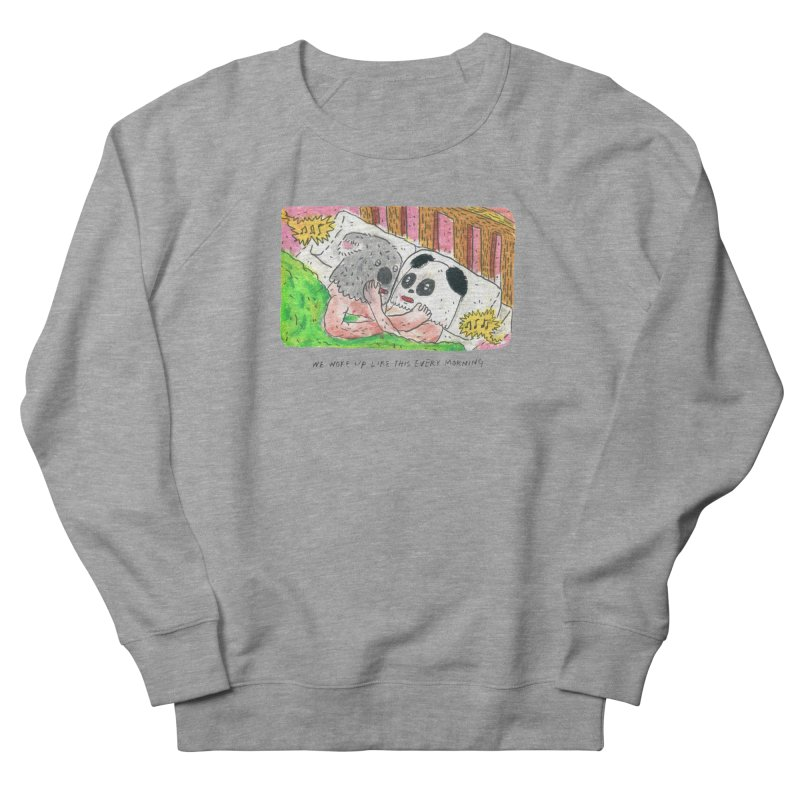 Cuddles Men's Sweatshirt by mengolee's Artist Shop