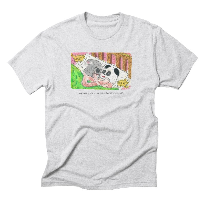 Cuddles Men's Triblend T-Shirt by mengolee's Artist Shop