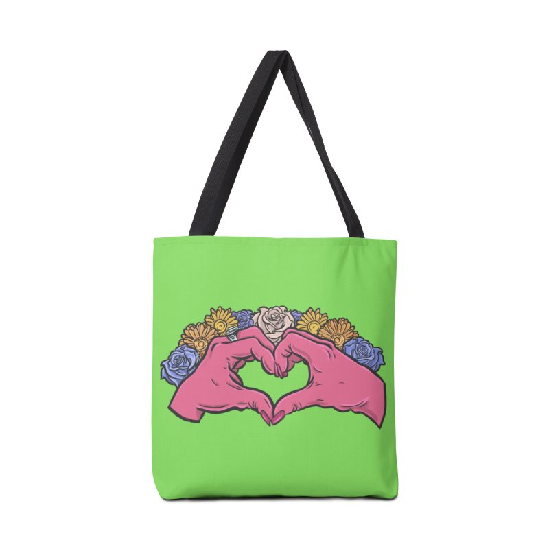 Love Accessories Tote Bag Bag by Shirts and Things by Mensen
