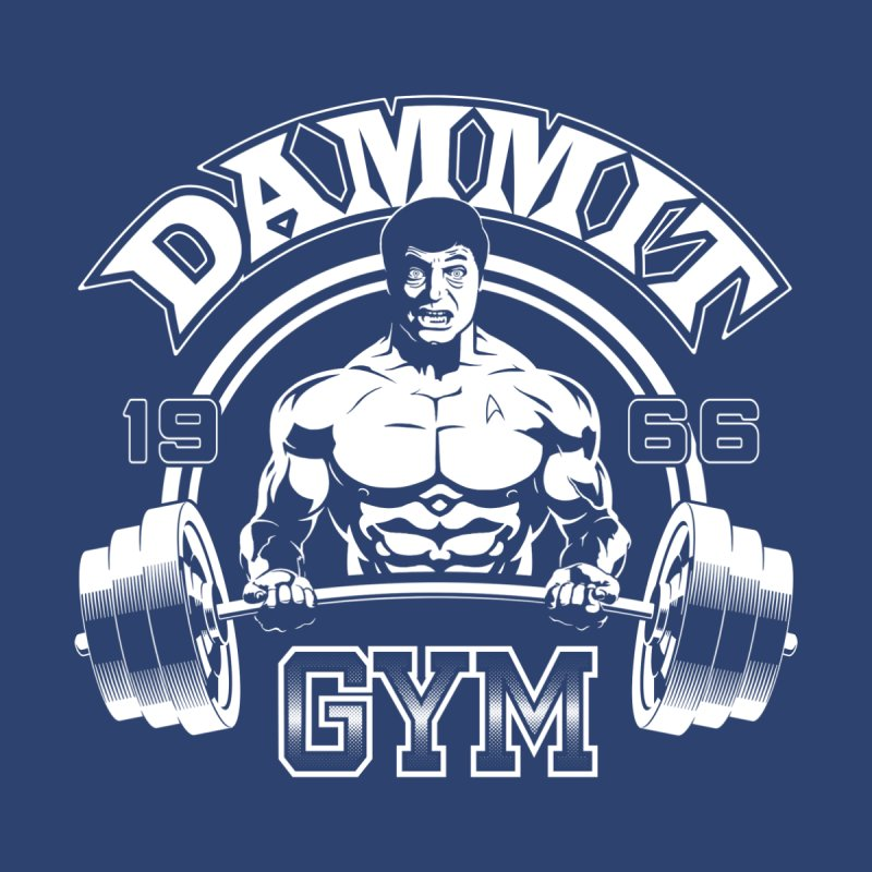 Dammit Gym None  by Designs By Mephias