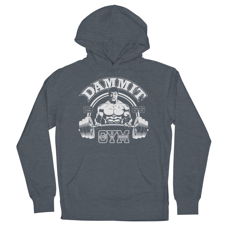 Dammit Gym Women's Pullover Hoody by Designs By Mephias