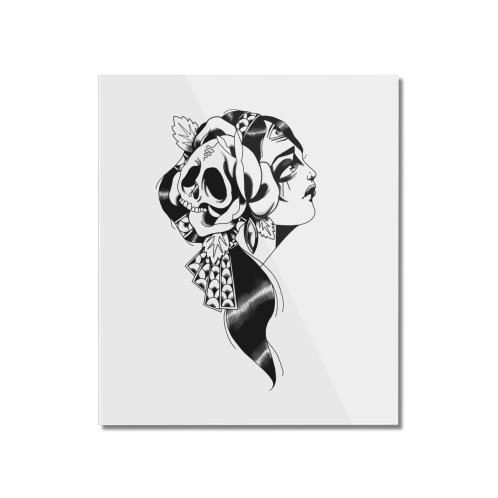 image for 3 Eyed Gipsy white