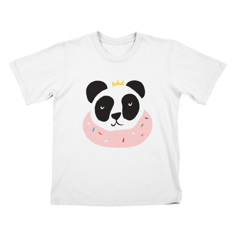 Panda Donut   by meredith's Artist Shop