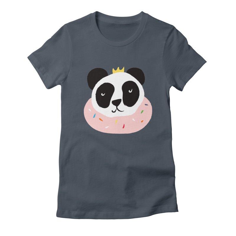Panda Donut   by meredith's Artist Shop