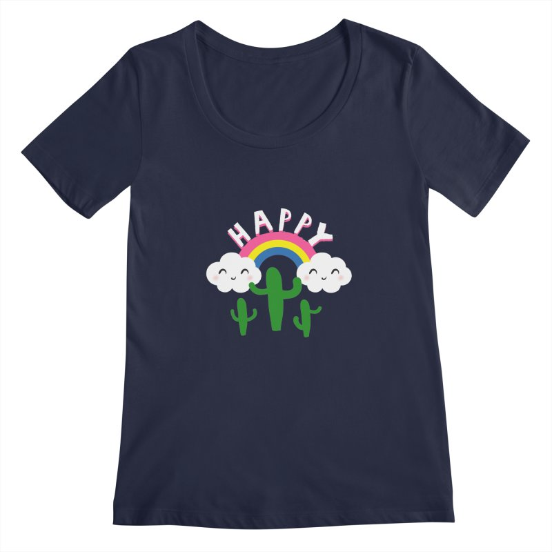 Happy   by meredith's Artist Shop