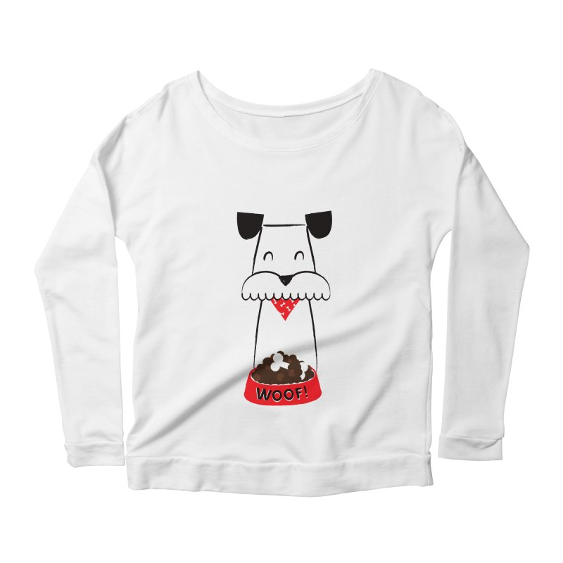 Woof   by meredith's Artist Shop