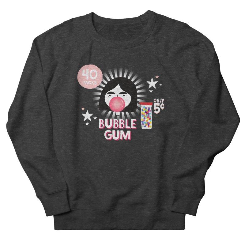 Bubble Gum Women's Sweatshirt by meredith's Artist Shop