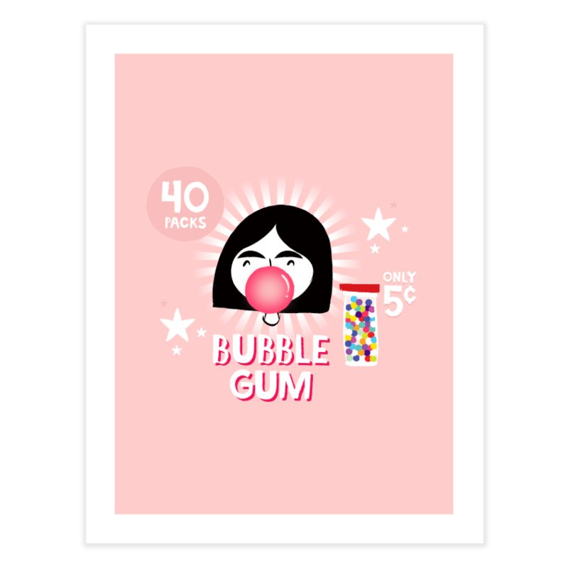 Bubble Gum   by meredith's Artist Shop