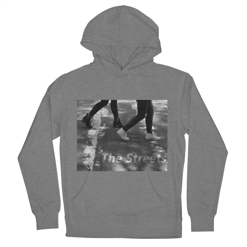 THE STREETS Women's Pullover Hoody by THE STREETS