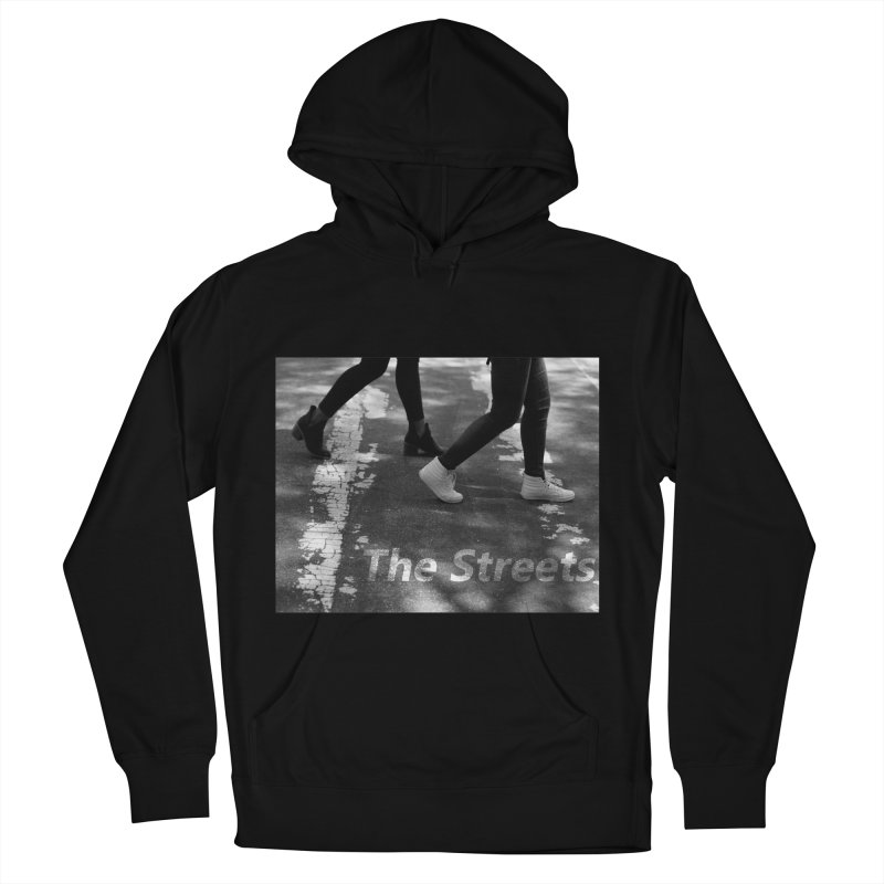 THE STREETS Women's French Terry Pullover Hoody by THE STREETS