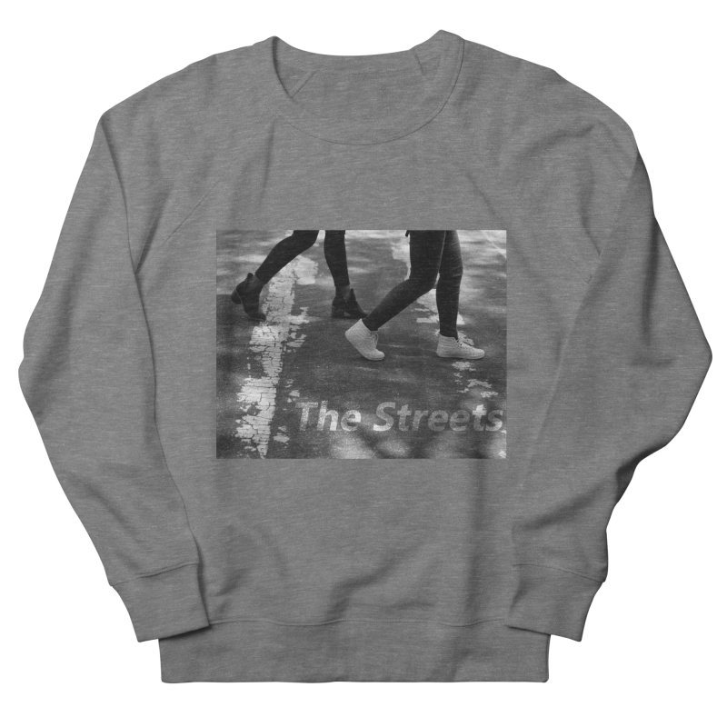 THE STREETS Men's French Terry Sweatshirt by THE STREETS