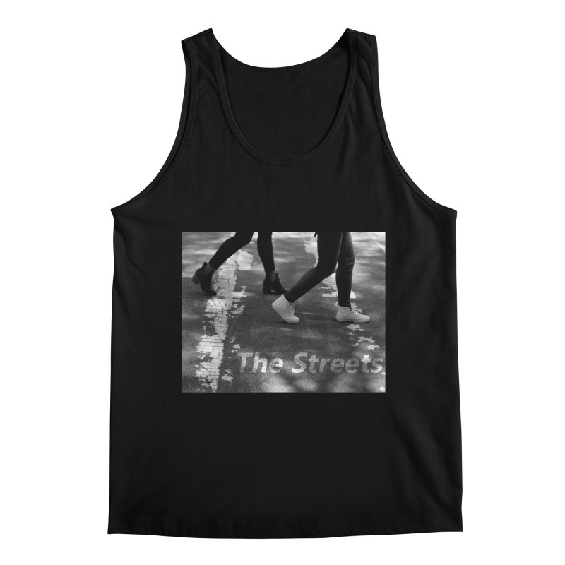 THE STREETS Men's Regular Tank by THE STREETS