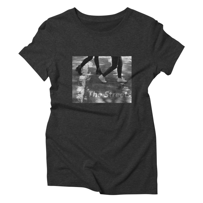 THE STREETS Women's T-Shirt by THE STREETS