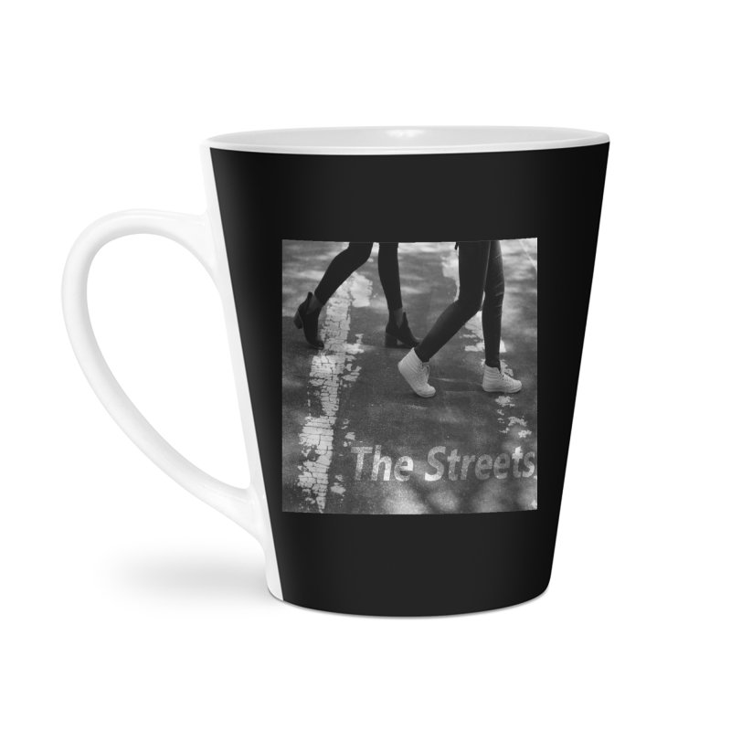 THE STREETS Accessories Latte Mug by THE STREETS