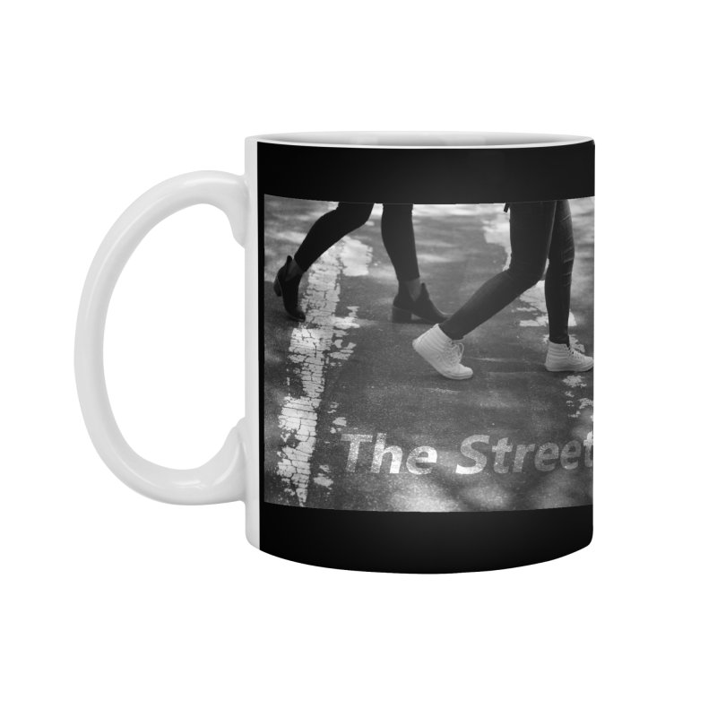 THE STREETS Accessories Standard Mug by THE STREETS
