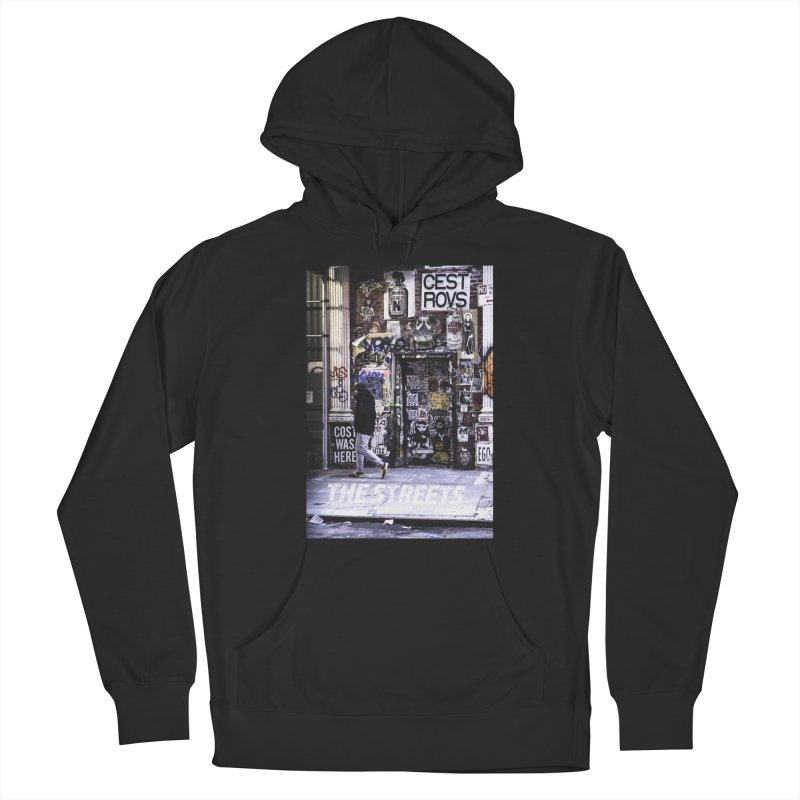THE STREETS Pasteups Men's Pullover Hoody by THE STREETS