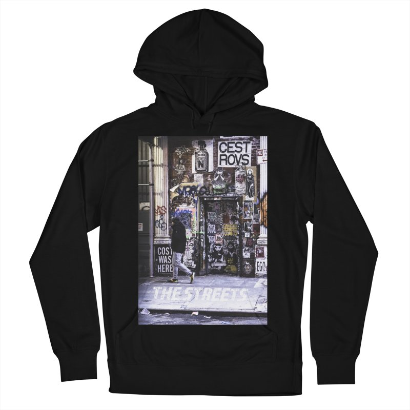 THE STREETS Pasteups Women's Pullover Hoody by THE STREETS