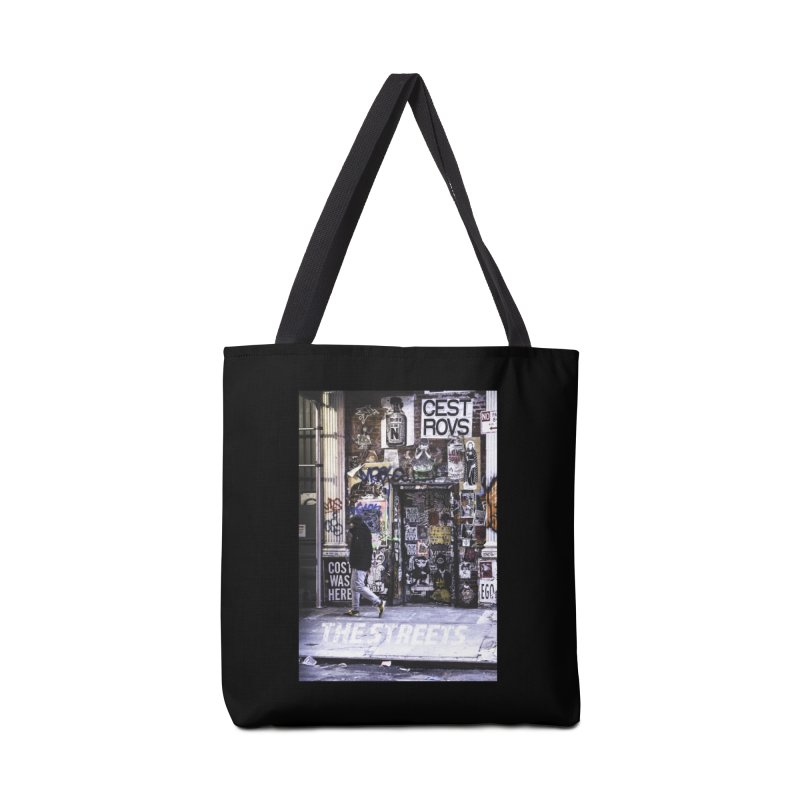 THE STREETS Pasteups Accessories Tote Bag Bag by THE STREETS