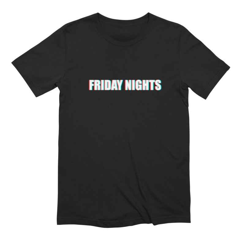 FRIDAY NIGHTS Men's Extra Soft T-Shirt by THE STREETS
