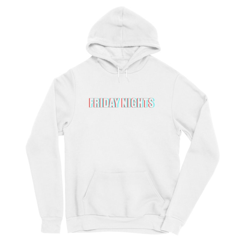FRIDAY NIGHTS Women's Sponge Fleece Pullover Hoody by THE STREETS