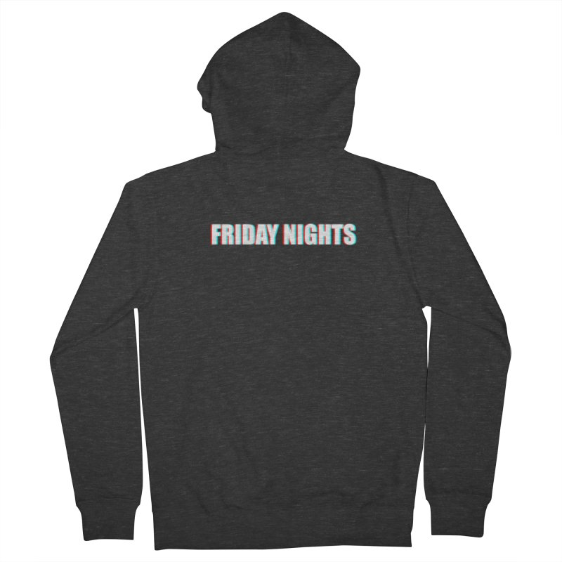 FRIDAY NIGHTS Women's French Terry Zip-Up Hoody by THE STREETS