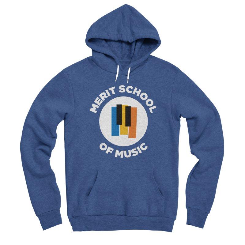 Merit Logo on Color Women's Pullover Hoody by Merit School of Music