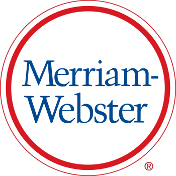 Merriam-Webster Dictionary Logo