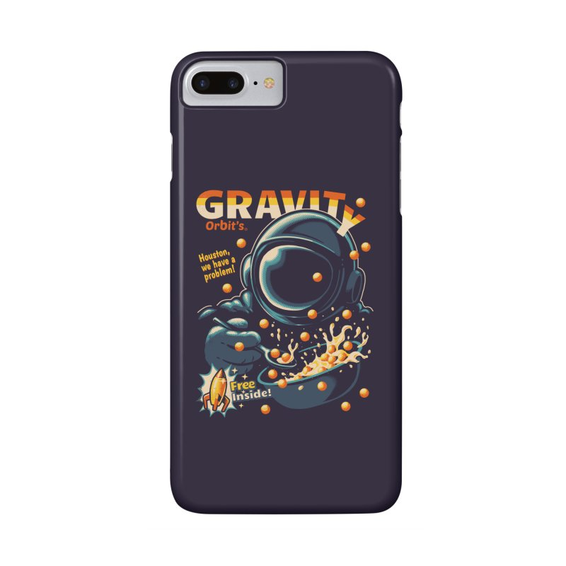 Houston, We Have A Problem Accessories Phone Case by metalsan's Artist Shop