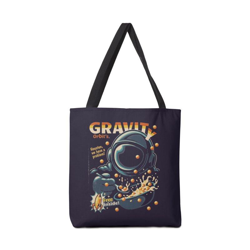 Houston, We Have A Problem Accessories Tote Bag Bag by Santiago Sarquis's Artist Shop