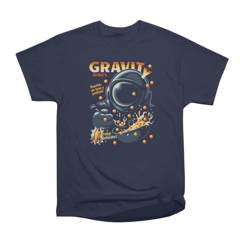 Houston, We Have A Problem Women's Classic Unisex T-Shirt by Santiago Sarquis's Artist Shop