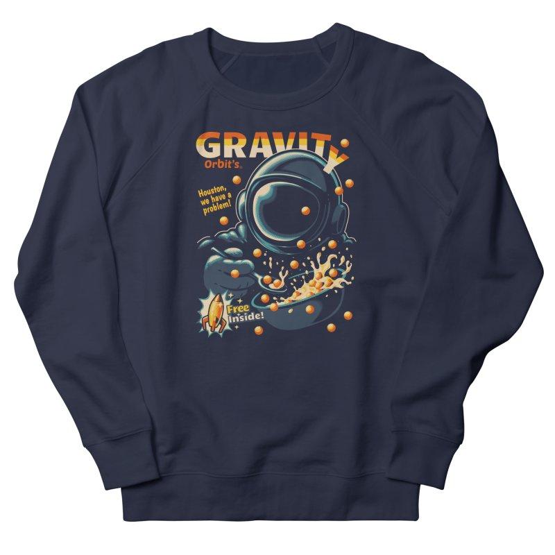 Houston, We Have A Problem Women's Sweatshirt by Santiago Sarquis's Artist Shop