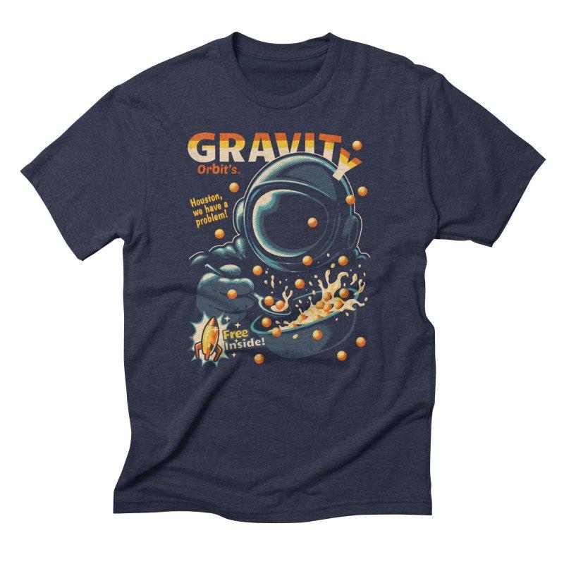 Houston, We Have A Problem Men's Triblend T-shirt by metalsan's Artist Shop