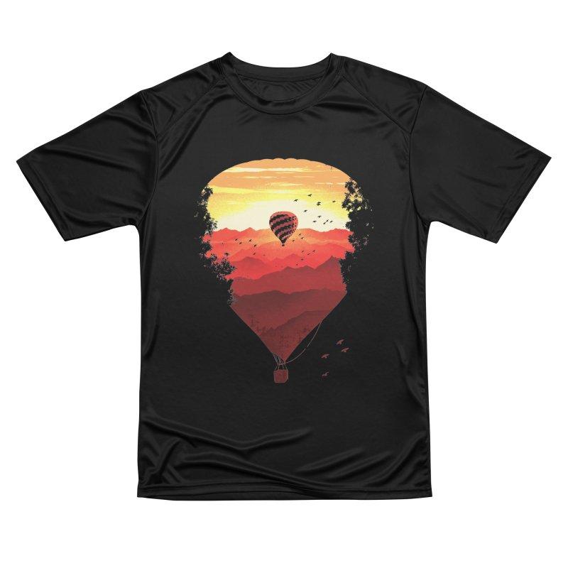 Journey Men's T-Shirt by Santiago Sarquis's Artist Shop