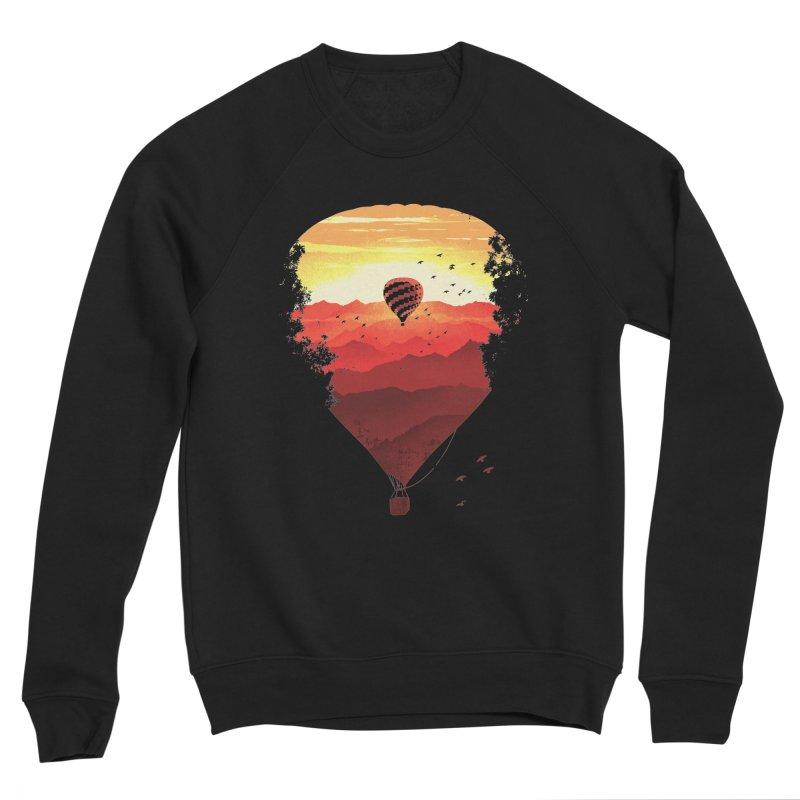 Journey Women's Sweatshirt by Santiago Sarquis's Artist Shop