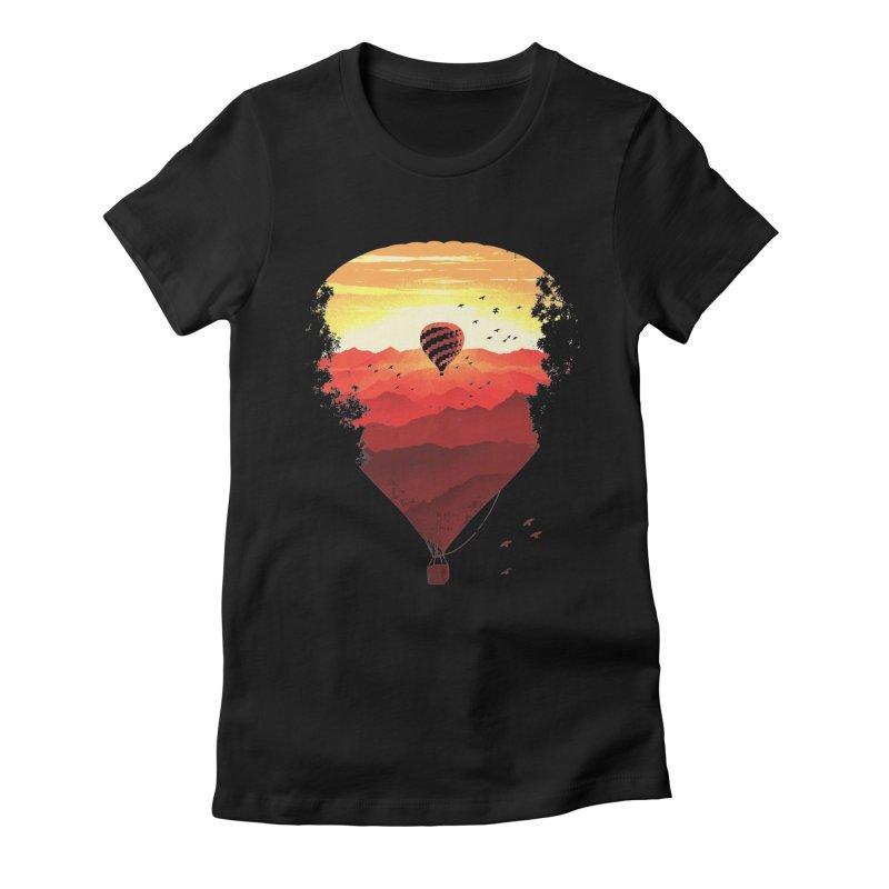 Journey Women's T-Shirt by Santiago Sarquis's Artist Shop