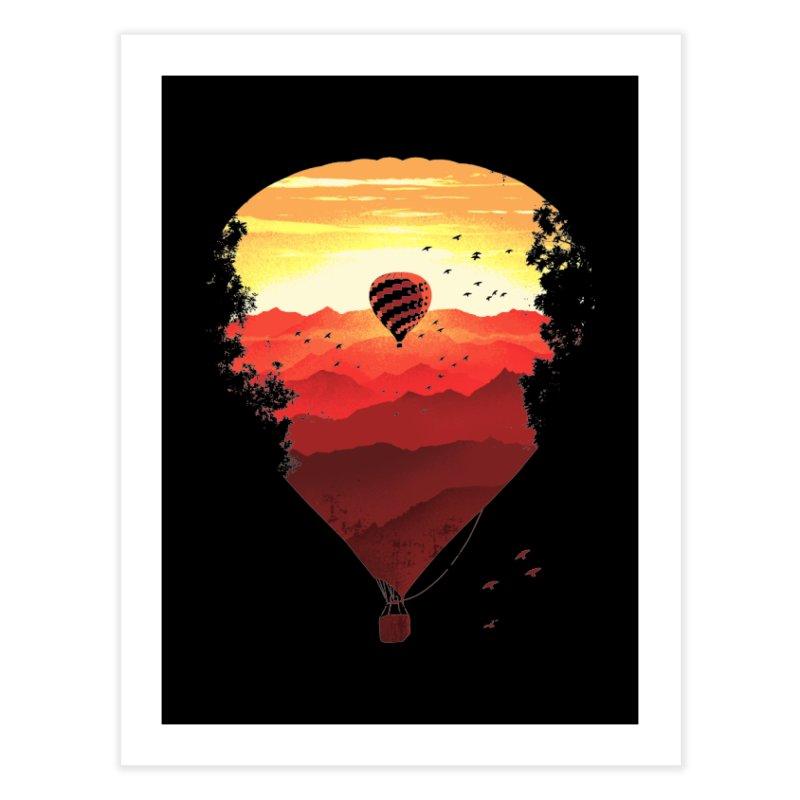 Journey Home Fine Art Print by Santiago Sarquis's Artist Shop