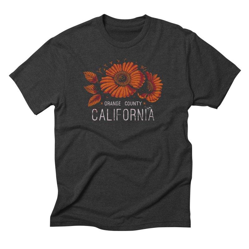 Las Flores Men's Triblend T-shirt by metalsan's Artist Shop