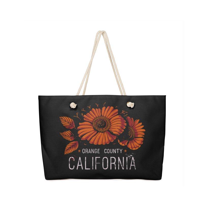 Las Flores Accessories Bag by Santiago Sarquis's Artist Shop
