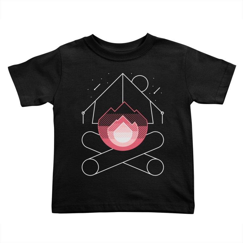 Memories Kids Toddler T-Shirt by metalsan's Artist Shop