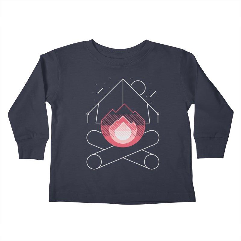 Memories Kids Toddler Longsleeve T-Shirt by metalsan's Artist Shop