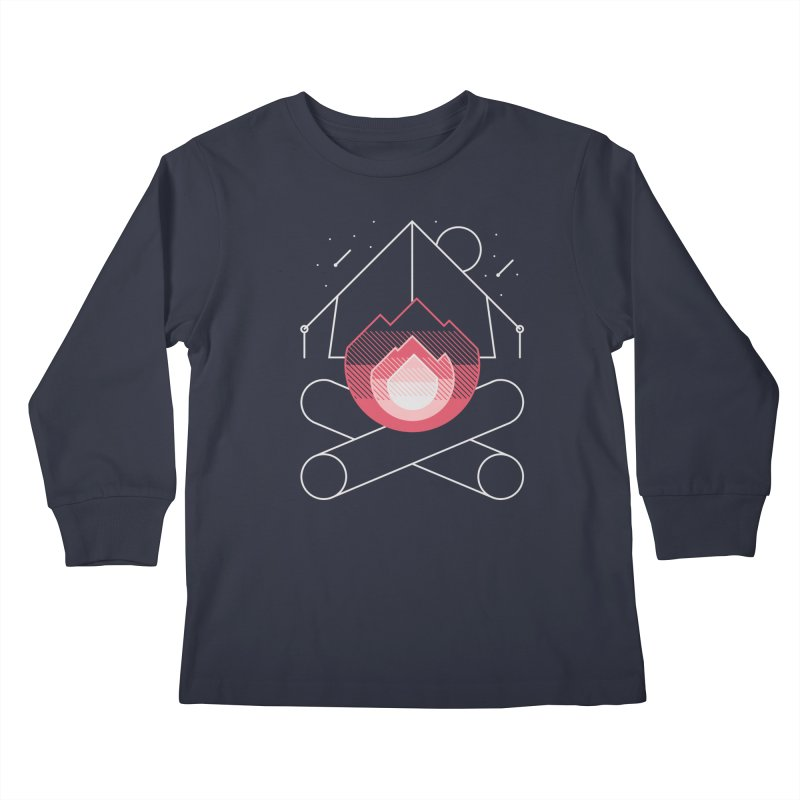 Memories Kids Longsleeve T-Shirt by metalsan's Artist Shop