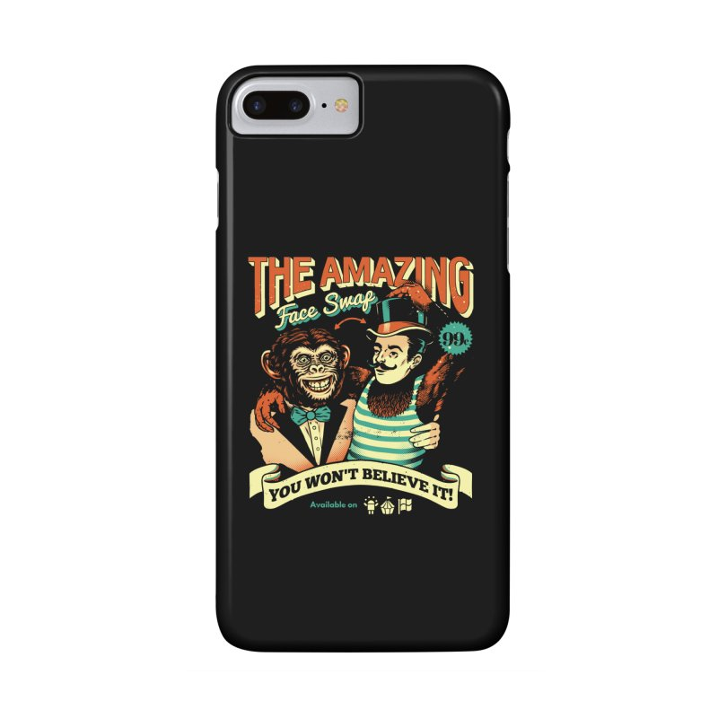 The Amazing Face Swap Accessories Phone Case by metalsan's Artist Shop