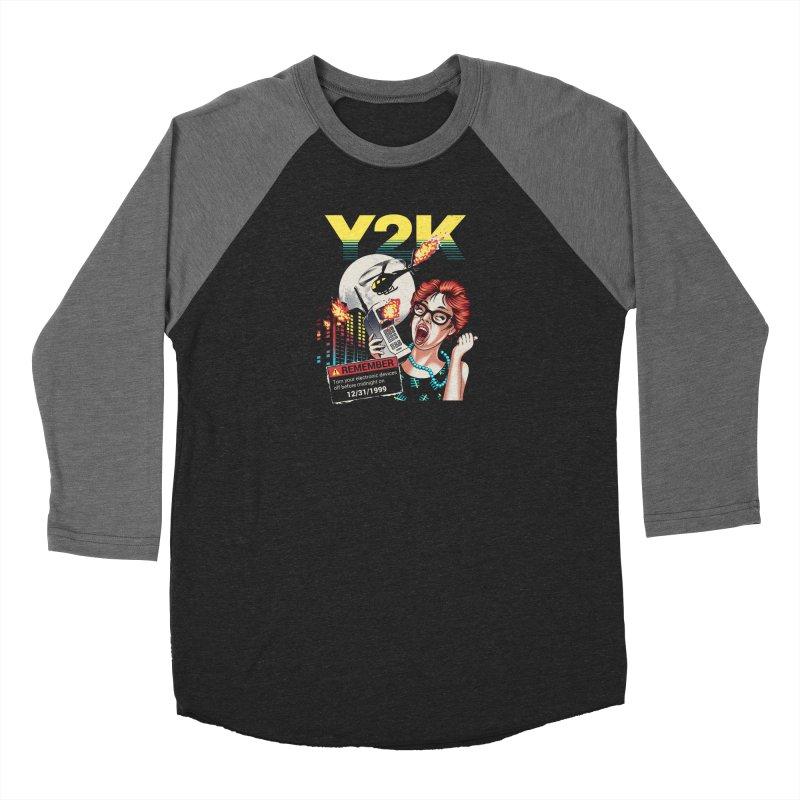 Y2K Women's Longsleeve T-Shirt by Santiago Sarquis's Artist Shop