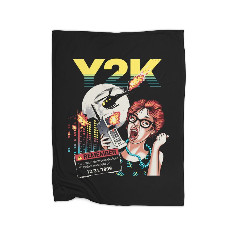 Y2K Home Blanket by metalsan's Artist Shop