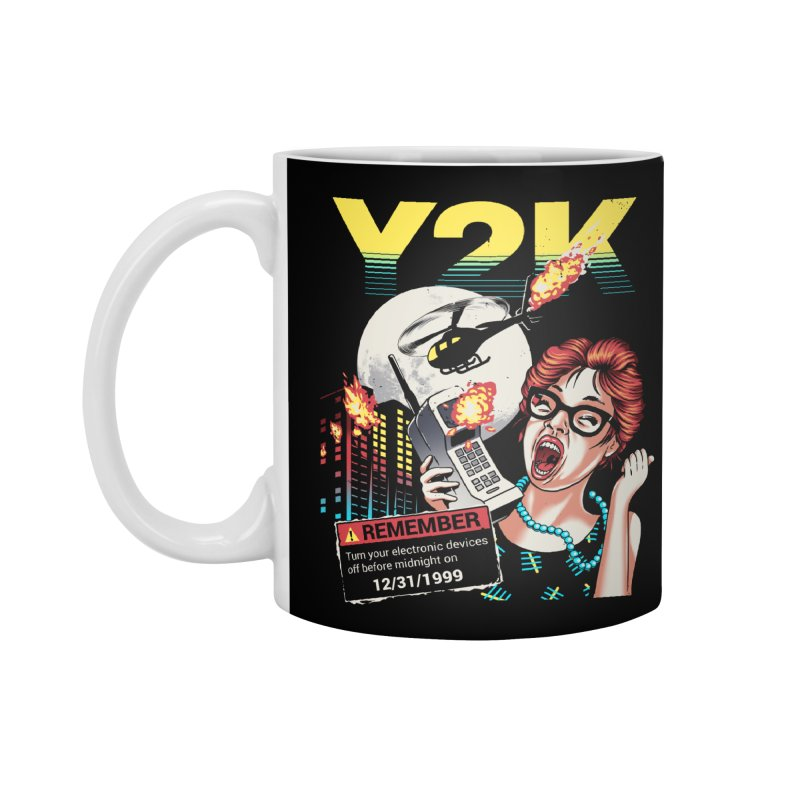 Y2K Accessories Mug by Santiago Sarquis's Artist Shop