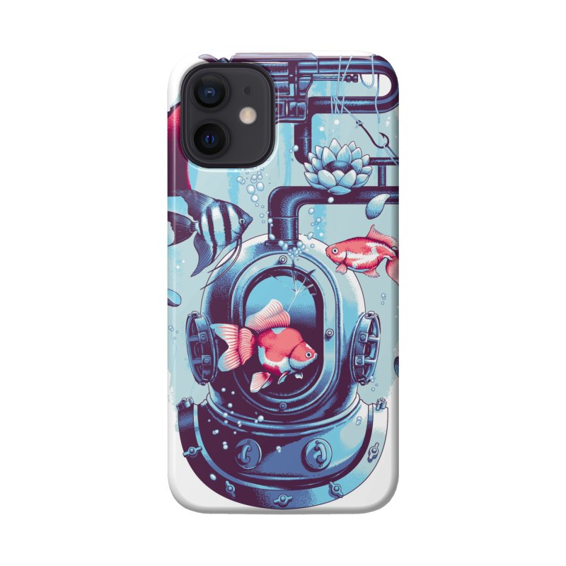 Shoot me Again Accessories Phone Case by Santiago Sarquis's Artist Shop