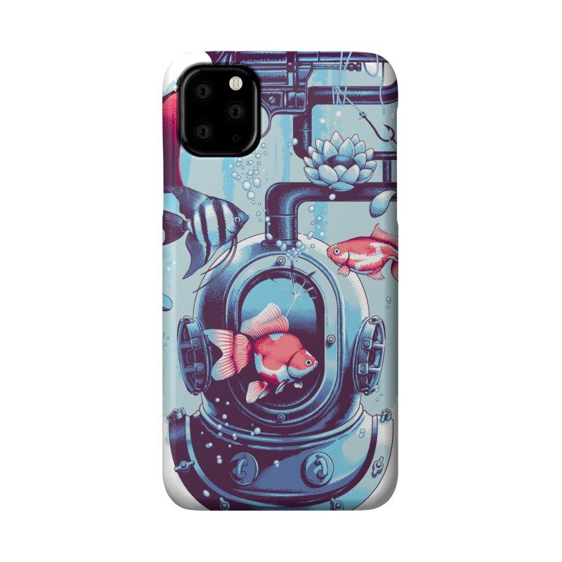Shoot me Again Accessories Phone Case by Santiago Sarquis's Artist Shop