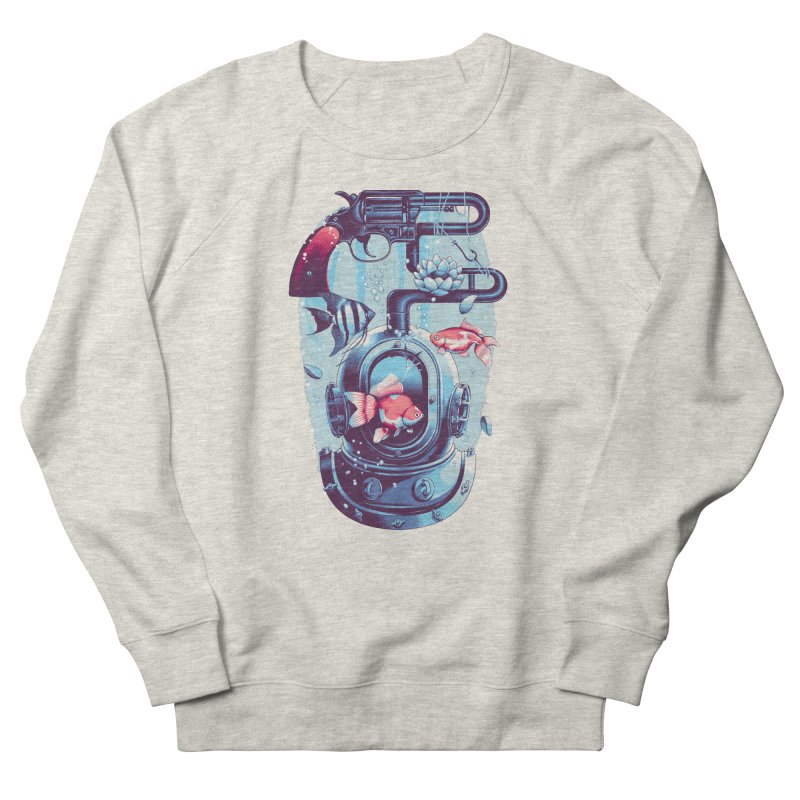 Shoot me Again Men's Sweatshirt by Santiago Sarquis's Artist Shop